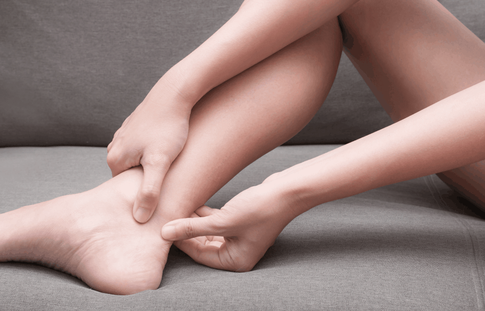 Achilles Tendinitis is an overuse injury